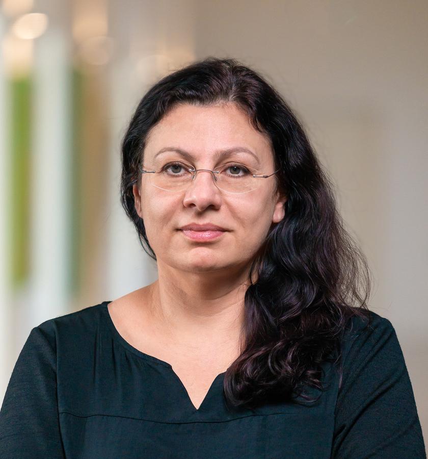 Eugenie Quent-Bilanzbuchhalterin